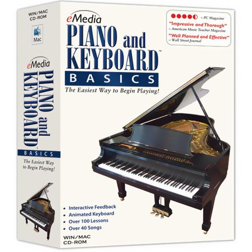 Emedia Piano & Keyboard Basics 2