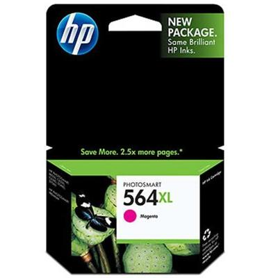 HP 564XL Magenta Ink Cartridge (CB324WN#140)