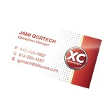 Glossy Pouches - Business Card - 100-pack - clear - glossy laminating pouches