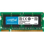 Crucial 1GB PC2-5300 667MHz DDR2 200-pin SODIMM Memory Module CT12864AC667