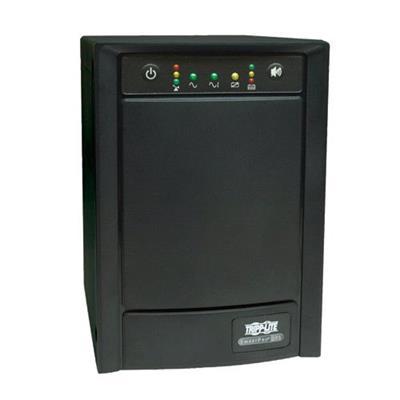 TrippLite750VA 500W UPS Smart Tower AVR 100V-120V USB DB9 SNMP RJ45(SMART750XLA)