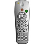 Remote Control w/ Laser & Mouse Function