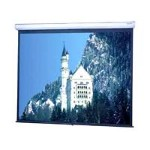 Model C Wide Format - Projection screen - ceiling mountable, wall mountable - 113 in (113 in) - 16:10 - Matte White
