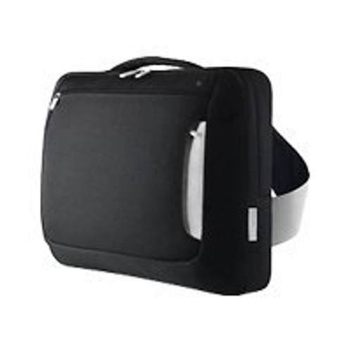 "Belkin Messenger Bag for 15.4"" Notebooks - Black/High Rise"