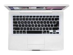 iSkin ProTouch FX - Notebook keyboard protector - arctic - for Apple MacBook (13.3 in); MacBook Air; MacBook Pro PTFXMB-AR