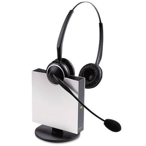 Jabra Gn9120 Duo Flex Nc Microphone With Ehs: Jabra GN9125 Duo Flex NC Microphone Headset 9129