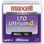 Maxell 20 x LTO Ultrium 4 - 800 GB / 1.6 TB - teal - library pack 183906LP