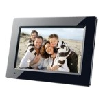 "ViewSonic DPX704BK 7"" Digital Photo Frame - Black DPX704BK"