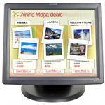 "Planar PT1911MX 19"" Capacitive Touch LCD Monitor (Dual Serial/USB) - Black 997-3987-00"