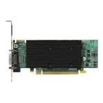 Matrox M9120 Plus - Graphics card - 512 MB DDR2 - PCIe x16 low profile M9120-E512LPUF