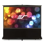 "16:9 ezCinema Series Floor-Standing Pull-up Projector Screen (84""; 41.2"" x 73.2"")"