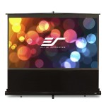 ez-Cinema F84NWV - Projection screen - 84 in (83.9 in) - 4:3 - Matte White