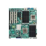 SUPERMICRO H8DME-2 - Motherboard - extended ATX - Socket F - 2 CPUs supported - nForce Pro 3600 - 2 x Gigabit LAN - onboard graphics