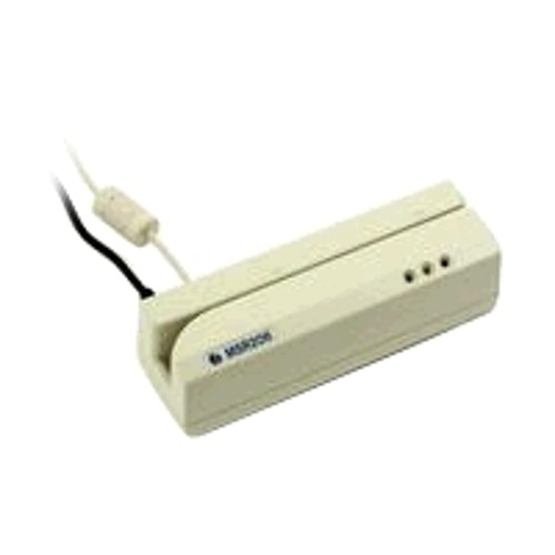 Unitech America MSR 206 Triple Track - magnetic card reader / writer - USB