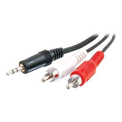 Cables To GoValue Series Audio Y Adapter Cable - audio adapter - 5.9 in(40421)