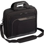 "Checkpoint-Friendly Mobile Elite - Notebook carrying case - 15.4"" - gray, black"