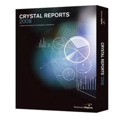 Business Objects Crystal Reports Server 2008 - maintenance ( 1 year ) (7008103)