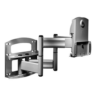 Peerless Articulating Dual Wall Arm with Vertical Adjustment for 42