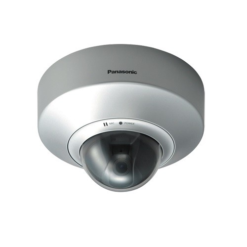 Panasonic Outdoor POE Network Camera with Automatic Verifocal Lens and Wide Angle Viewing