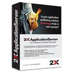 2X ApplicationServer Enterprise up to 20 Terminal Servers, Load Balancer, Universal Printer Driver