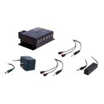 Infrared Remote Control Repeater Kit - Repeater kit - black