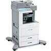 Lexmark X658de Monochrome Laser Multifunction Printer