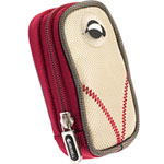 Krusell Radical Camera Case - Red/Ivory/Grey 48164