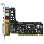 SoundWave 5.1 PCI Sound Card
