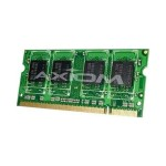 4GB (2X2GB) PC2-5300 667MHz DDR2 SDRAM SO DIMM 200-pin Unbuffered non-ECC Memory Module