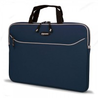 "Mobile Edge 13"" MacBook Pro Edition Slipsuit - Navy Blue MESSM3-13"