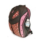"""Express Backpack for 15.4"""" screens - Pink Dots"""