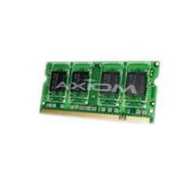 Axiom Memory4GB (2X2GB) PC3-8500 1066MHz DDR3 SODIMM with Installation for MacBook(MB786G/A-AX)