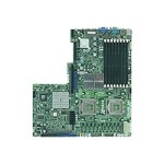 SUPERMICRO X7DWU - Motherboard - LGA771 Socket - 2 CPUs supported - i5400 - 2 x Gigabit LAN - onboard graphics