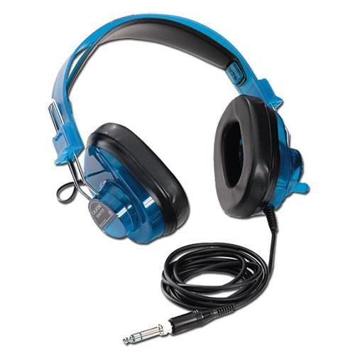 Ergoguys 2924Avps Stereo Headphones - Blueberry