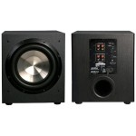 Formula F-12 - Subwoofer - 150 Watt - black