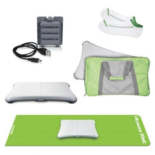 dreamGEAR 5-in-1 Fitness Bundle - accessory kit