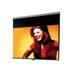 Luma NTSC Video Format - Projection screen - 72 in ( 183 cm ) - 4:3 - High Contrast Grey - white