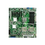 SUPERMICRO X7DCX - Motherboard - extended ATX - LGA771 Socket - 2 CPUs supported - i5100 - 2 x Gigabit LAN - onboard graphics