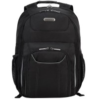 "Targus 16"" Checkpoint-Friendly Air Traveler Backpack - Black TBB012US"