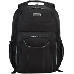 "16"" Checkpoint-Friendly Air Traveler Backpack - Black"