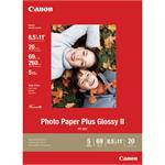 "Canon 8.5 x 11"" Photo Paper Plus Glossy II 2311B001"