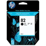HP Inc. 82 - 69 ml - black - original - ink cartridge - for DesignJet 111, 510, 510ps CH565A