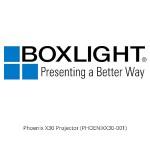 BOXLIGHT PHOENIX X30 PROJECTOR