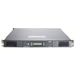 Tandberg Data StorageLoader 8 Slot LTO-4 SAS Autoloader w/4 media - get 4 more media FREE! 7802-LTO
