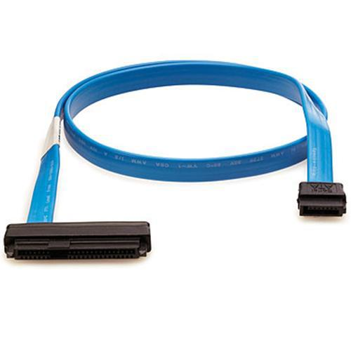 HP Serial Attached SCSI (SAS) external cable - 1.6 ft