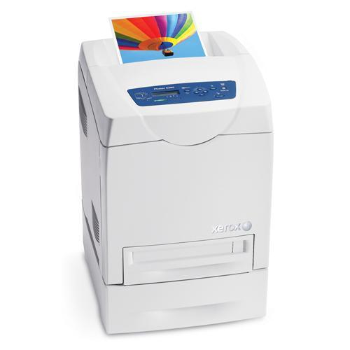 Xerox Phaser 6280/N Color Laser Printer with 10/100 Base-T Ethernet and USB Connectivity