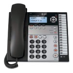 Vtech Communications At&T 4Line Corded Spkr Phone 1040