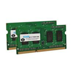 Edge Memory 8GB (2X4GB) PC3-8500 DDR3 SODIMM 204-pin Unbuffered Non-ECC PE22088402