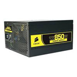 Corsair Memory TX850W - Power supply ( internal ) - ATX12V 2.2 - 80 PLUS - AC 100-240 V - 850 Watt - active PFC CMPSU-850TX