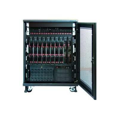 Super MicroSupermicro OfficeBlade - Rack - 14U - 19